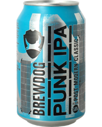 Bottled beer - Brewdog Punk IPA - Canette