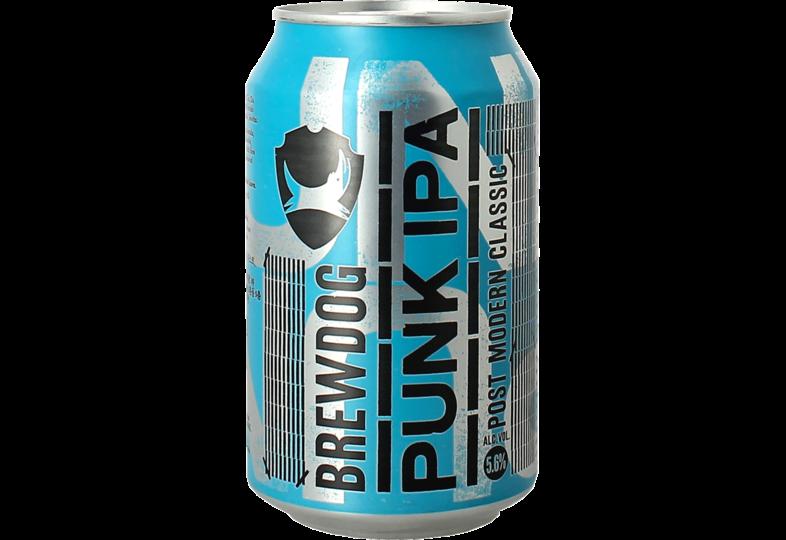 Bouteilles - Brewdog Punk IPA - Canette