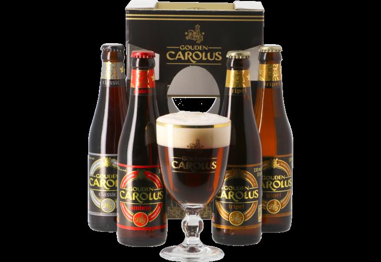 Cadeaus en accessoires - Giftpack Gouden Carolus