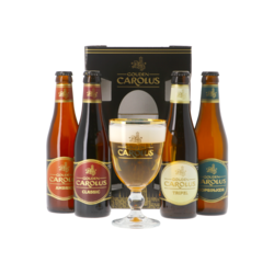 Gifts - Gouden Carolus Gift Pack