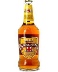 Bouteilles - Bombardier Burning Gold