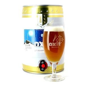 Fût 5L Oxit de Noël + verre