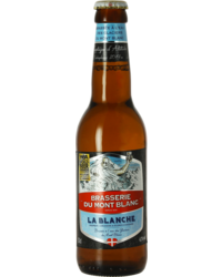 Bottled beer - Mont Blanc - Wit 33cl
