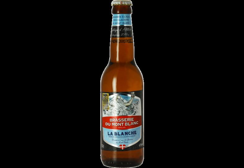 Bottled beer - Mont Blanc - Wit 33cl