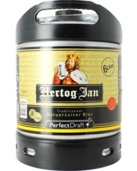 Vaten - Hertog Jan PerfectDraft Vat 6L