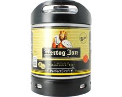 Fûts de bière - Fût 6L Hertog Jan