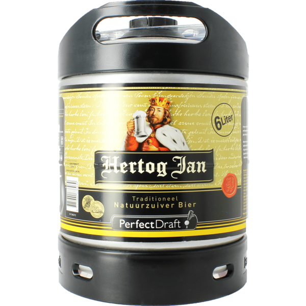 Tapvat 6L Hertog Jan Perfect Draft