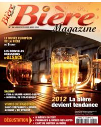Bière Magazine - Bière Magazine 74 - Jan, Fév, Mars 2012