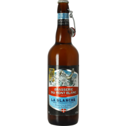 Bottled beer - Mont Blanc Witbier 75cl