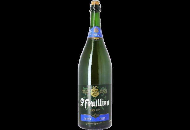 Bottled beer - Magnum St Feuillien Triple