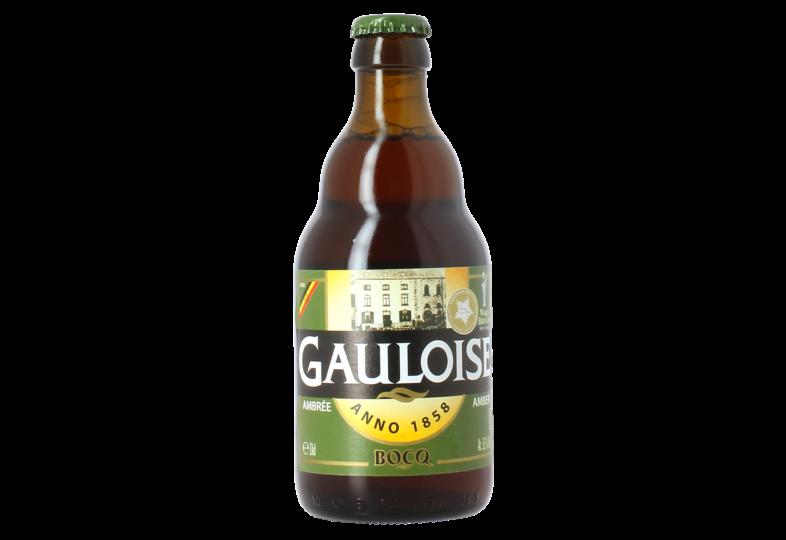 Bouteilles - Gauloise Ambrée