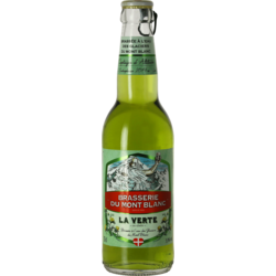 Bottled beer - Verte du Mont Blanc