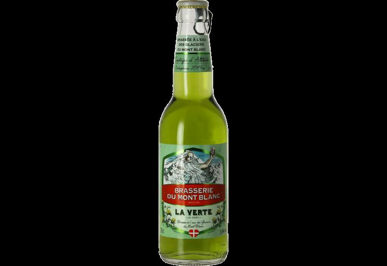 Bottled beer - Verte du Mont Blanc