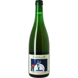 Bouteilles - Cantillon Gueuze 100% Lambic Bio 75cl