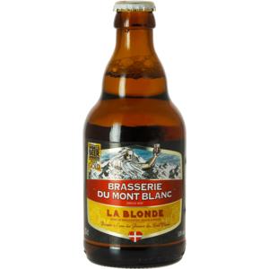 Blonde du Mont Blanc 33cl