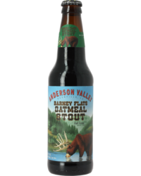 Flessen - Anderson Valley Barney Flats Oatmeal Stout