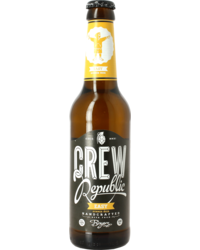 Bottled beer - Crew Republic Easy