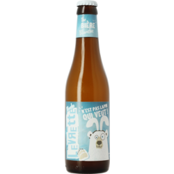 Bottled beer - Levrette Blanche