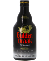 Bottled beer - Gulden Draak 9000 Quadrupel