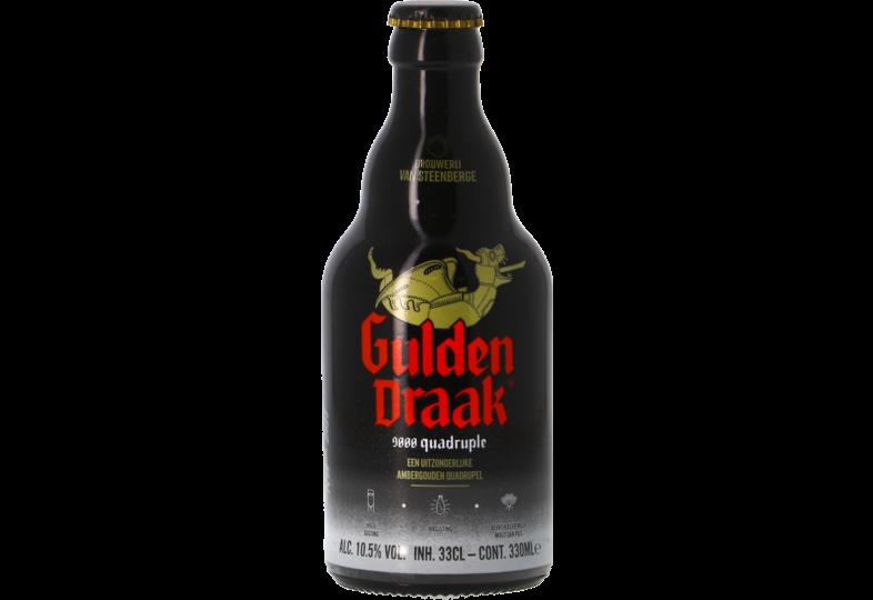 Bottled beer - Gulden Draak 9000 Quadrupel