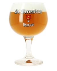 Biergläser - Glas Saint Bernardus Watou 33cl