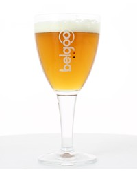 Bierglazen - Verre Belgoo 33 cl