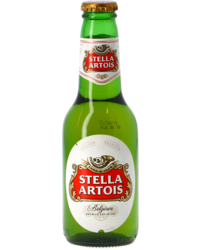 Bottled beer - Stella Artois