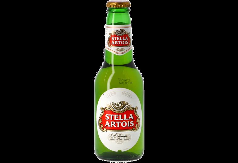 Flaskor - Stella Artois