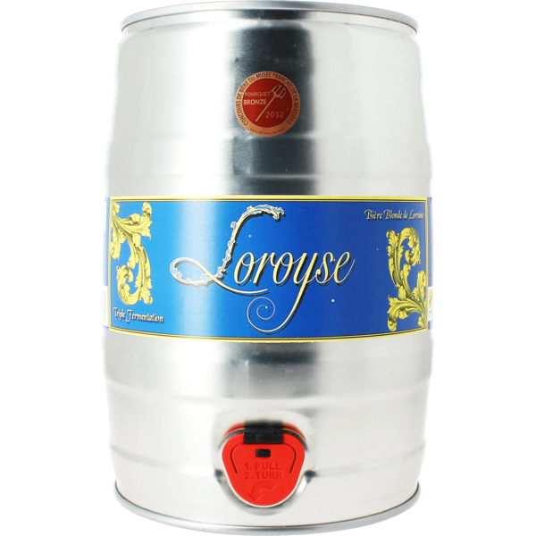 Fust 5L Loroyse
