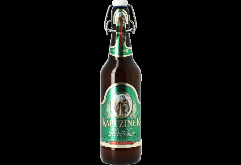 Flessen - Kapuziner Weissbier