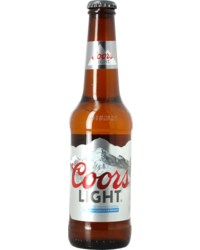 Flessen - Coors Light