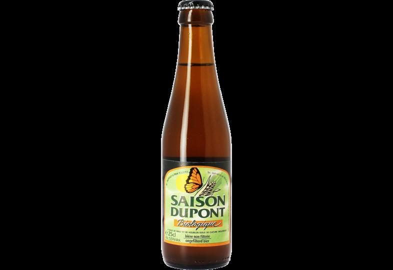 Bouteilles - Saison Dupont Bio - 25cL