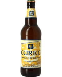 Bottled beer - Curim Gold