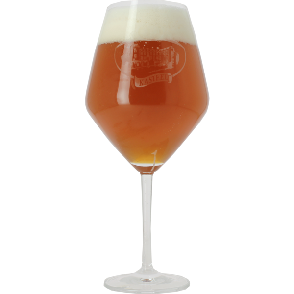 Glas Kasteel Cuvée du Chateau - 50 cl