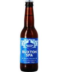 Bottled beer - Buxton Special Pale Ale