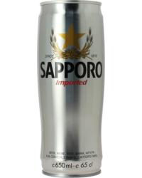 Bottled beer - Sapporo
