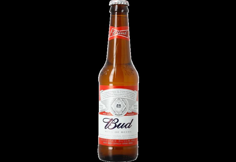 Bottled beer - Budweiser Bud
