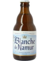 Bottled beer - La Blanche de Namur 33cl