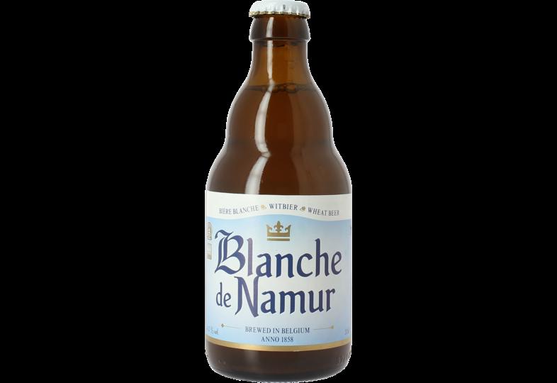 Bouteilles - Blanche de Namur 33cl