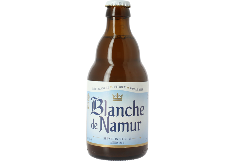 Bottiglie - La Blanche de Namur 33cl