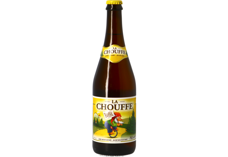 Bouteilles - La Chouffe 75 cl