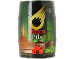Fusti di birra - Fusto Meteor Pils 5L