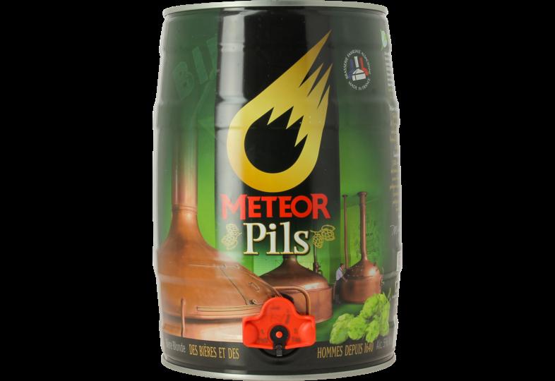 Kegs - Keg 5L Meteor Pils