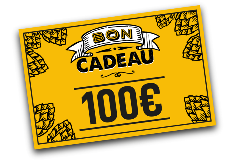 Chèque cadeaux - E-carta regalo 100 euro