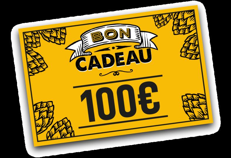 Cadeaukaarten - Cadeaucheque 100 euro