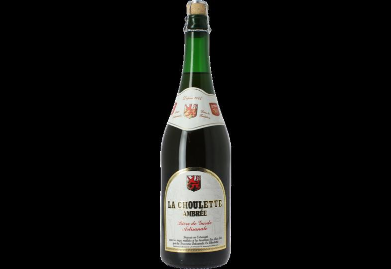 Bottled beer - La Choulette Ambrée 75cl