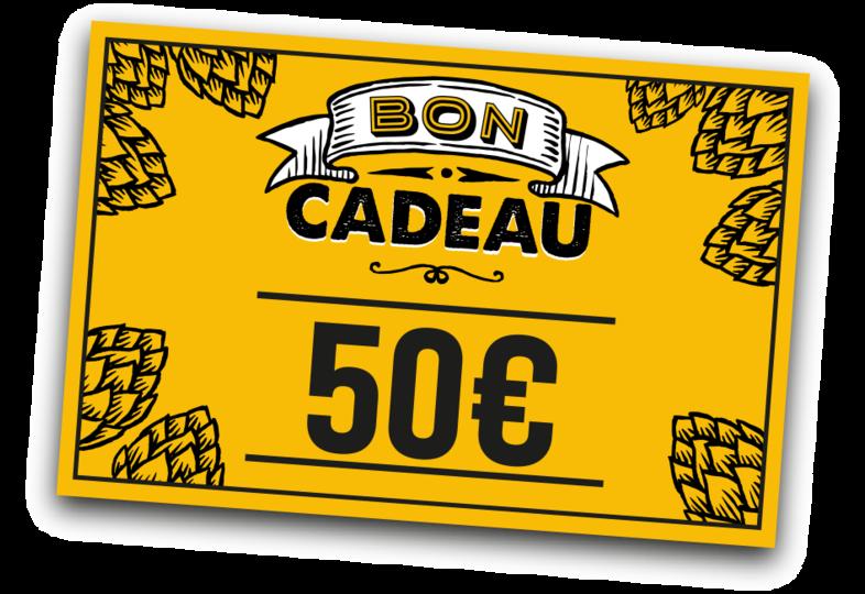 Carte regalo - E-carta regalo 50 euro