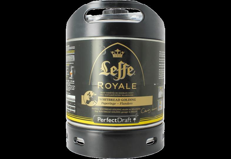 Fusti di birra - Leffe Royale Whitbread Golding PerfectDraft Fusto