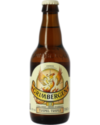 Botellas - Grimbergen triple