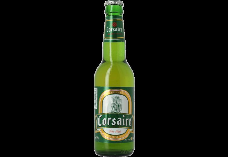 Bottled beer - Corsaire